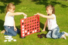 Fun in the Sun with Garden Games