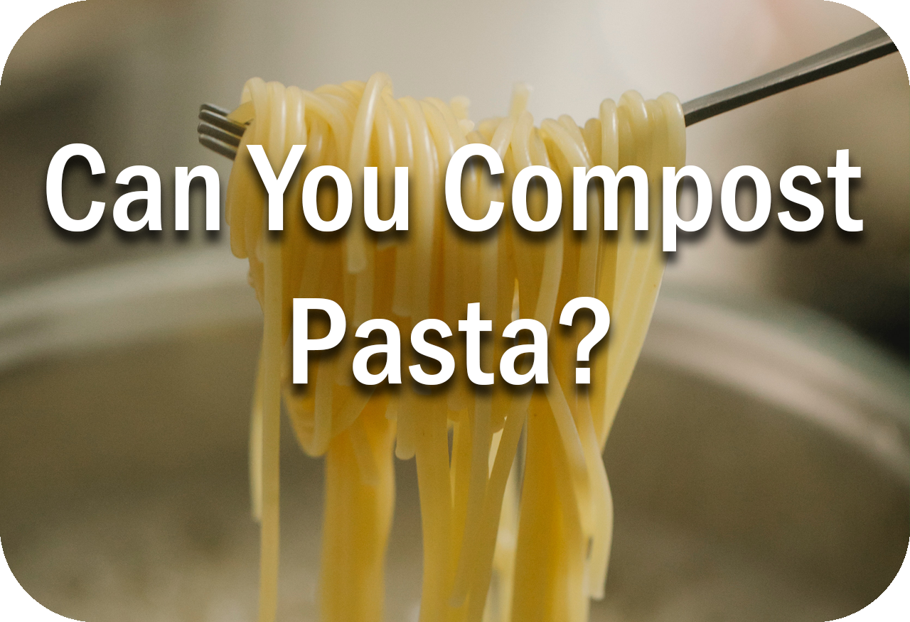 Can You Compost Pasta Header Image