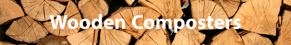 Wooden Composters
