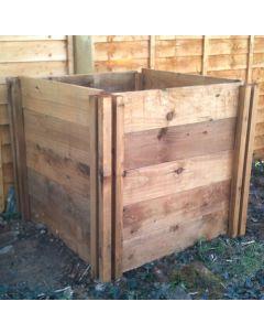 400 Blackdown Range Single Standard Wooden Composter