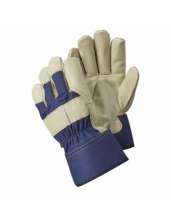 Blue Rigger Gloves (Large)
