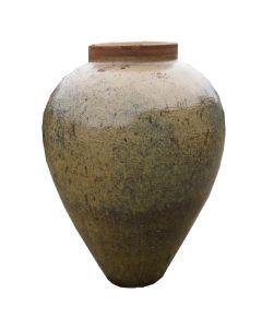 Fujian Water Jar In Yellow