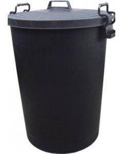 110L Greenhouse Water Butt Black
