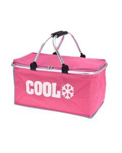 35 Litre Cooler Basket Pink