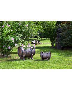 Roto Salsa Planter Barrel Effect - 30cm - Small