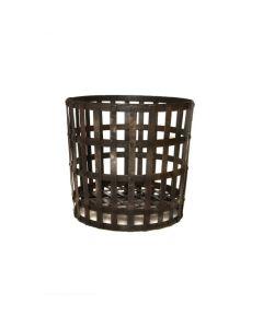Gothic Log Basket 50cm