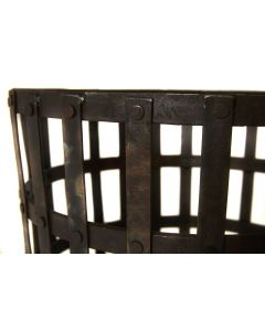 Gothic Log Basket 47cm