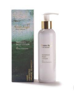 200ml Green Angel Organic Seaweed Body Lotion with Neroli & Chamomile