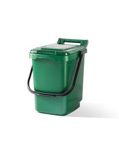 23ltr Green Kitchen Caddy