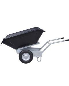 FKK 250L Tipping Wheelbarrow