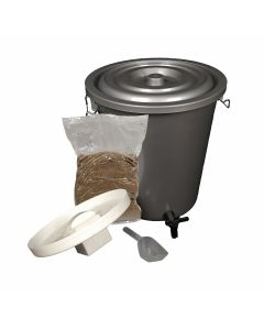 27L Single Bokashi Composter Kit