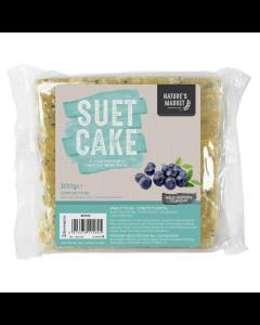 300g Suet Cake with Wild Berries