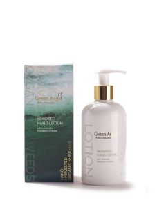300ml Green Angel Organic Seaweed Hand Lotion with Lavender