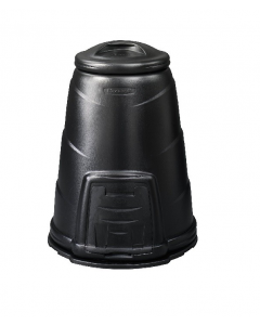 Black 330L Compost Coverter