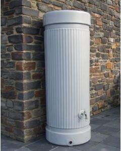 300L Georgian Pillar Water Tank Column - Grey