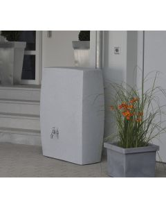 270L Noblesse Decorative Water Butt - Granite