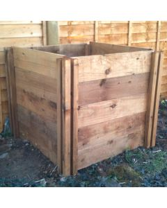 400 Blackdown Range Single Standard Wooden Composter