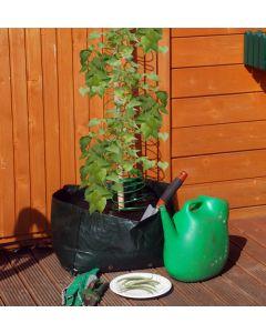 40L Bean Planter Grow Bag including Wire