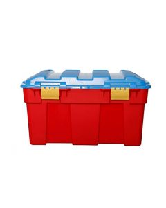 40L Whitefurze Childrens Storage Chest Trunk