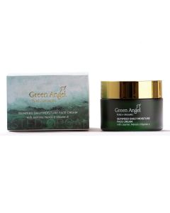 50ml Green Angel Organic Seaweed Daily Moisture Face Cream