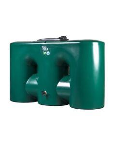 700L TRIPLO Polytank Water Tank - Green