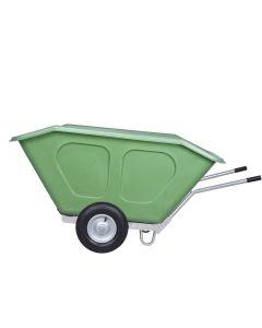 FK2 500L Fixed Wheelbarrow
