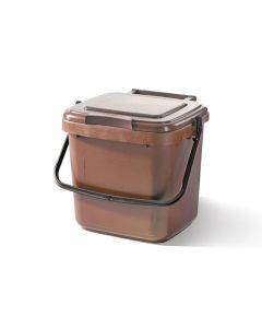 7ltr Brown Kitchen Caddy