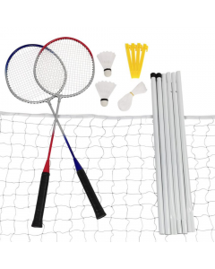 2 Player Badminton Set With Net