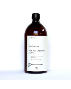 Read/The/Label Natural Household Care Non-Bio laundry Detergent - Bergamot & Lavender