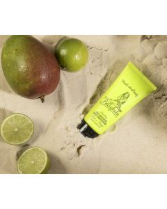 Betty Hula Nourishing Anti-bacterial hand cream in Lime & Mango