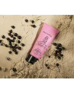 Betty Hula Nourishing Anti-bacterial hand cream in Rum & Blackcurrant