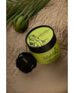 Betty Hula Dusting powder in Lime & Mango