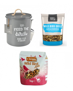 Bird Nutrition Bundle