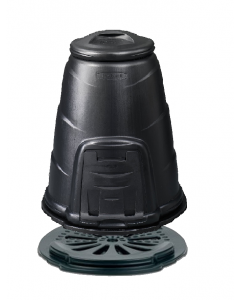 220L Black Compost Converter With Base Plate