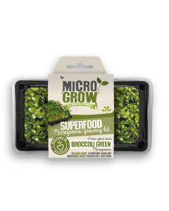 Micro-Grow Kit - Broccoli Green