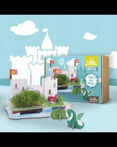 3D Puzzle Garden - Castle