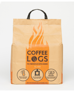Bio Bean Coffee Logs x 16