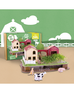 3D Puzzle Garden - Farm