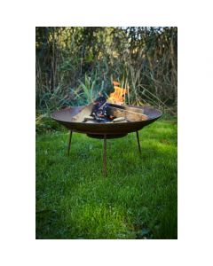 Iron Stand for Fire Bowl (Sizes 100cm &120cm)
