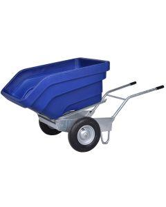 FKK 300L Tipping Wheelbarrow