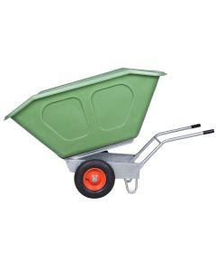 FKK 500L Tipping Wheelbarrow