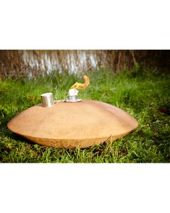 Corten Steel Float Bowl 60cm