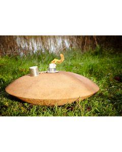 Corten Steel Float Bowl 120cm