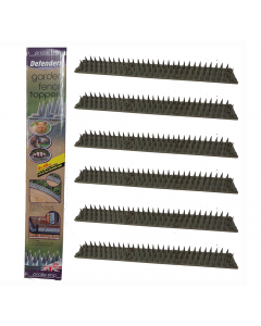 Garden Fence Toppers (6 Pack)