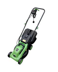 1500W 2 in 1 Electric Garden Scarifier & Aerator Lawn Raker