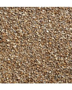 Kelkay Decorative Aggregate Chippings In Golden Gravel, Bulk Bag