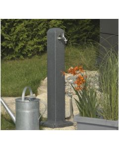 Original Garden Watering Post in Charcoal