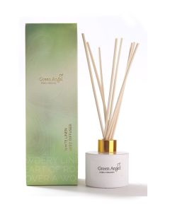 Green Angel White Linen Diffuser