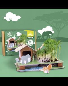 3D Puzzle Garden - Jungle