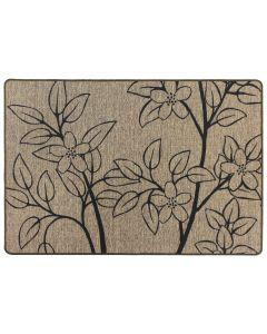 Leaves Design Elegance Indoor Mat 50 x 75cm